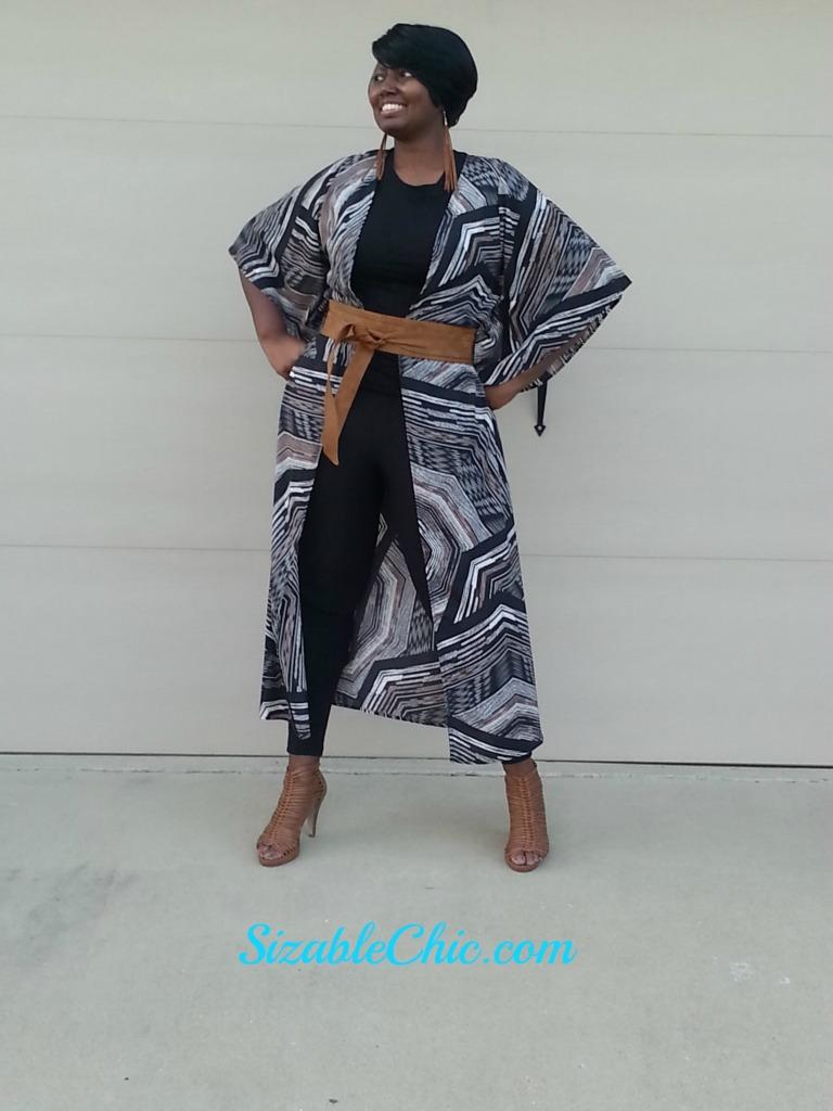 Kimono; Birmingham Fashion Blogger